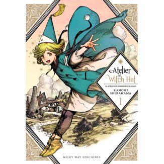 Atelier of Witch Hat - El Atelier de Sombreros de Mago #01
