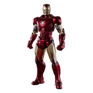 SH Figuarts Iron Man Mark 6 Battle of New York Edition Vengadores Marvel Comics