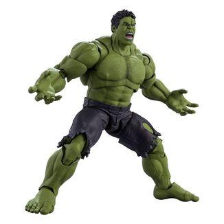 Hulk Avengers Assemble Edition SH Figuarts Avengers Marvel Comics