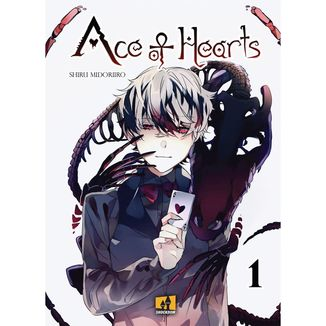 Ace of Hearts #01 Manga Oficial Shockdom