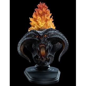 Busto Balrog Flame of Udun El Señor de los Anillos