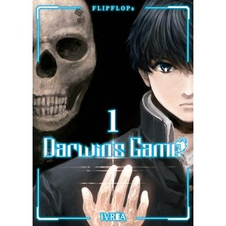 Darwins Game #01 Manga Oficial Ivrea