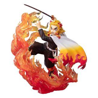 Kyojuro Rengoku Flame Breathing Figuarts Zero Kimetsu no Yaiba