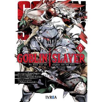 Goblin Slayer #06 Manga Oficial Ivrea