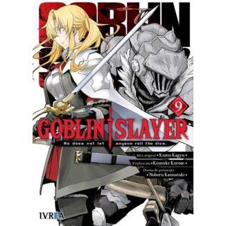 Goblin Slayer #09 Manga Oficial Ivrea (spanish)