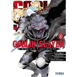 Goblin Slayer #10 Manga Oficial Ivrea (Spanish)