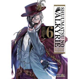Shuumatsu no Valkyrie Record of Ragnarok #06 Manga Oficial Ivrea