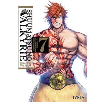 Shuumatsu no Valkyrie Record of Ragnarok #07 Manga Oficial Ivrea