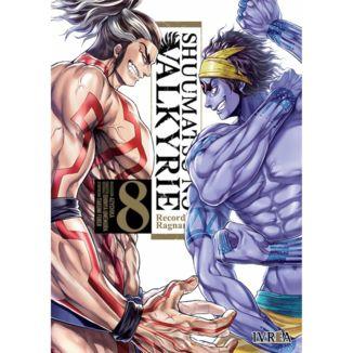 Shuumatsu no Valkyrie Record of Ragnarok #08 Manga Oficial Ivrea