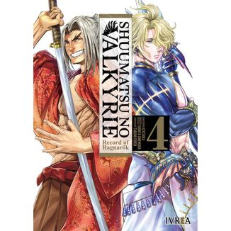Shuumatsu no Valkyrie: Record of Ragnarök #04 Manga Oficial Ivrea