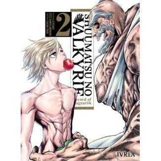 Shuumatsu no Valkyrie: Record of Ragnarök #02 Manga Oficial Ivrea