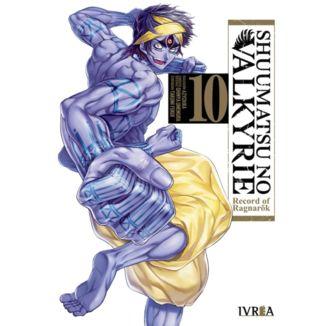 Shuumatsu no Valkyrie Record of Ragnarok #10 Manga Oficial Ivrea