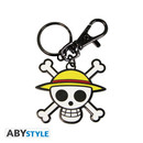 Pack Cartera y Llavero Skull Luffy One Piece