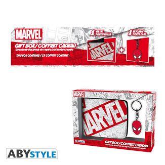 Spider-Man Pack Wallet and Keyring Marvel Comics
