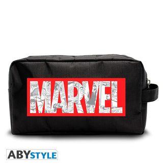 Marvel Comics Logo Makeup Bag