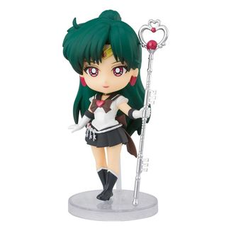 Super Sailor Pluto Eternal Ediiton Figuarts Mini Sailor Moon Eternal