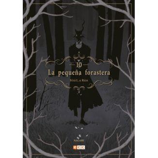 La pequeña forastera #10 Manga Oficial ECC Ediciones