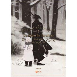 La pequeña forastera #07 Manga Oficial ECC Ediciones