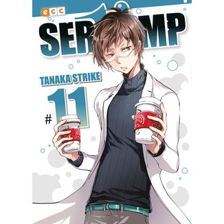 Servamp #11 (Spanish)