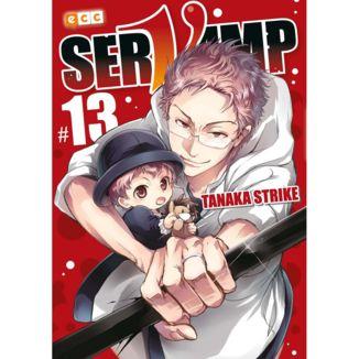 Servamp #13 Manga Oficial ECC Ediciones
