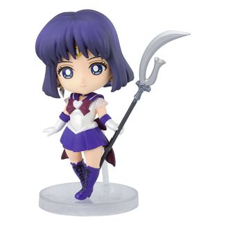 Super Sailor Saturn Figuarts Mini Sailor Moon Eternal