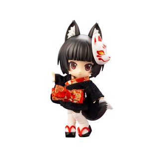 Black Fox Spirit Figure Cu-Poche Friends