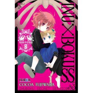Inu X Boku SS #08 Manga Oficial Ivrea