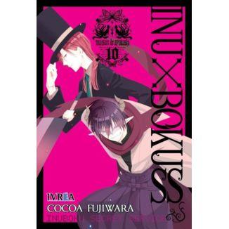 Inu X Boku SS #10 Manga Oficial Ivrea