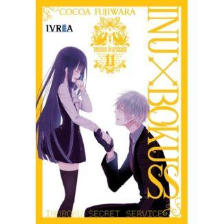 Inu X Boku SS #11 Manga Oficial Ivrea