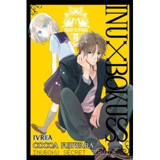 Inu X Boku SS #09 Manga Oficial Ivrea