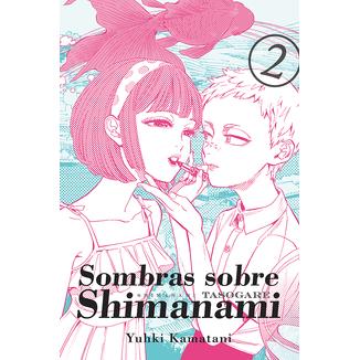 Sombras sobre Shimanami #02 Manga Oficial Tomodomo