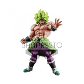 Dragon Ball Super King Clustar Super Saiyan Broly (Full Power) Figure