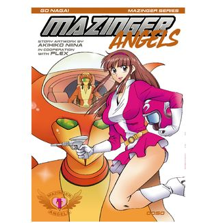 Mazinger Angels #01