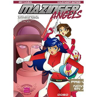 Mazinger Angels #02 (Spanish)