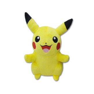 Pikachu Plush Doll Pokemon 28 cms