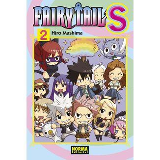 Fairy Tail S #02 Manga Oficial Norma Editorial (spanish)