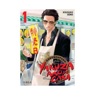 Gokushufudo: Yakuza Amo De Casa #01 Manga Oficial Ivrea