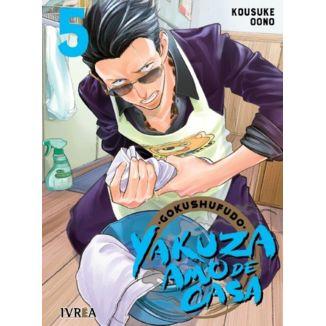Gokushufudo Yakuza Amo De Casa #06 Manga Oficial Ivrea