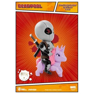 Figura Deadpool Pony PX X Force Marvel Comics Mini Egg Attack