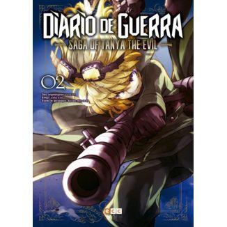 Diario de Guerra Saga of Tanya the Evil #02