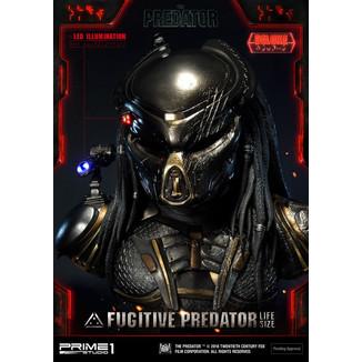 Fugitive Predator Bust Deluxe ver Predator 2018