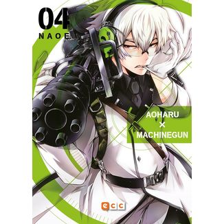 Aoharu Machinegun #04 (Spanish)