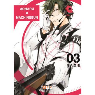 Aoharu Machinegun #03 (Spanish)