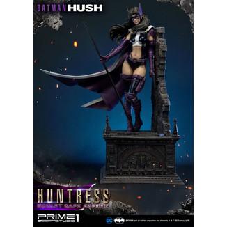 Huntress Sculpt Cape Edition Statue Batman Hush
