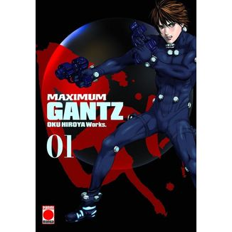 Maximum Gantz #01