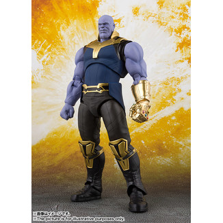 SH Figuarts Thanos Vengadores Infinity War