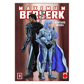 Maximum Berserk #11