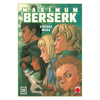 Maximum Berserk #12 (Spanish)