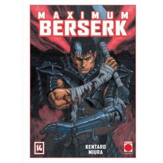 Maximum Berserk #14 Manga Oficial Panini Manga