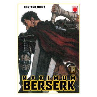 Maximum Berserk #15 Manga Oficial Panini Manga (Spanish)